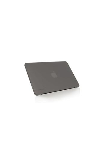 Monocozzi black Lucid - Translucent Hard Shell Case For Macbook Air 11″ MO983AC36WCDHK_1