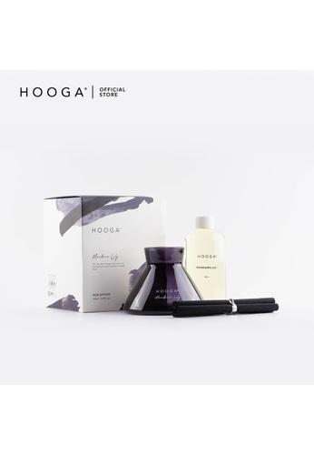 HOOGA Hooga Reed Diffuser Modernist Series Mandarin Lily D9098HL5719DFBGS_1