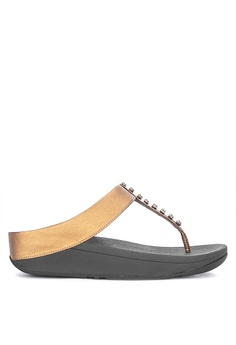 a7594d90ce53 Shop Fitflop Flat Sandals for Women Online on ZALORA Philippines