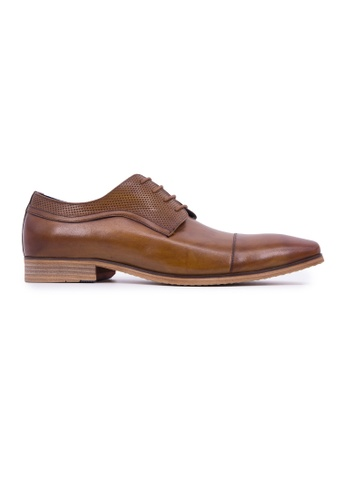 Rad Russel brown Rad Russel Lace Up Derby-Tan F2D9ESH0A0696EGS_1