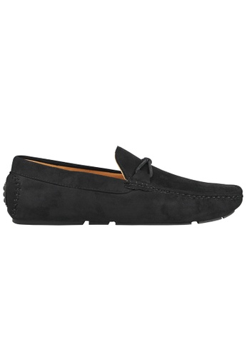 Tomaz black Tomaz C228A Bow Slip On Loafers (Black) DCC27SH28955CEGS_1