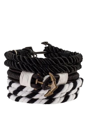 3 Pack of Braceleesprit旗艦店ts, 飾品配件, 手環