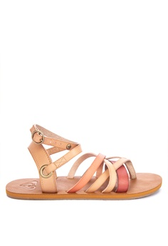 de03975892a9 Roxy brown Bailey Sandals 3F94FSHC524283GS 1
