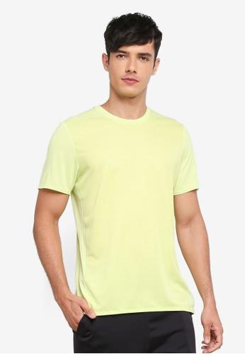 adidas yellow adidas sn 37c tee AD372AA0SUV2MY_1