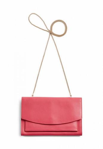 SKAGEN red Skagen Eryka - Leather - Chain Wallet - Dompet Skagen Wanita - SWS0250649 B1BEDAC8BE5D02GS_1