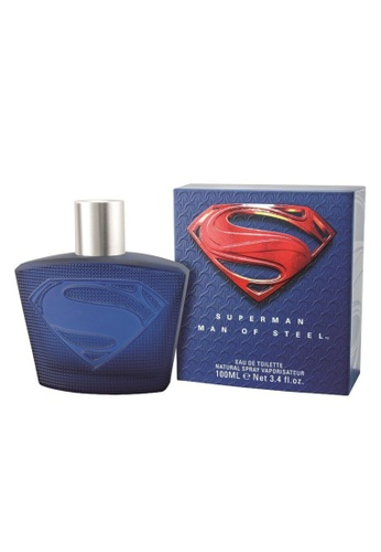 Superman blue Superman Man Of Steel EDT 100ml [YS411] 51803BED54D329GS_1