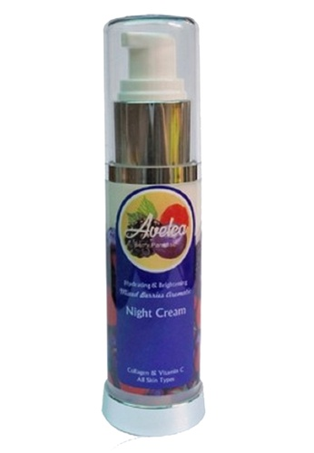 Avelca Avelca Hydrating and Brightening Mixed Berries Aromatic Night Cream 3BEA2BEC28CDAFGS_1