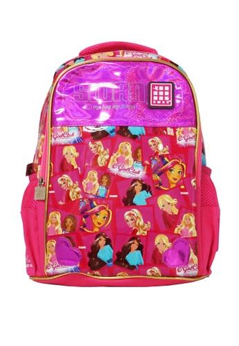 Swan pink Swan Kid Children Victor Series Primary (Egirl) School Bag Swan Bag(L) AE93FKCA8B5991GS_1