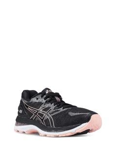 best sneakers 4120f afff2 28% OFF Asics Gel-Nimbus 20 Shoes HK  1,399.00 NOW HK  1,004.90 Sizes 6.5