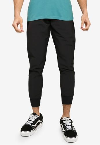 Abercrombie & Fitch black Traveler Jogger Pants DBA12AA0CA8F23GS_1