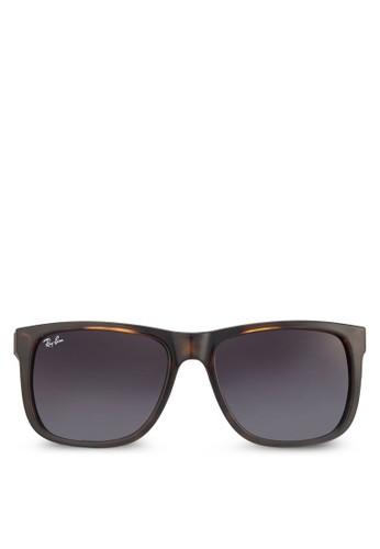 Justin 太陽眼鏡, zalora鞋飾品配件, 方框