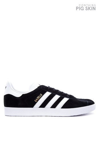 adidas black adidas originals gazelle AD372SH71OSAMY_1