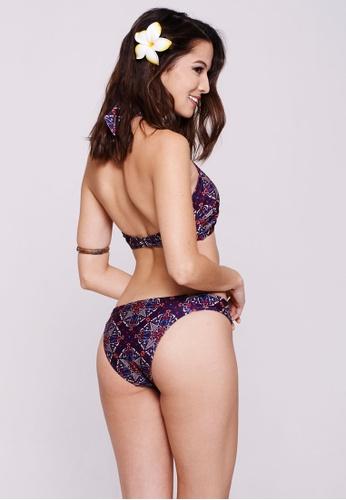 c24d61b7aee70 Buy Malibu Beachwear Casbah Cross Wrap High Neck Bikini Set Online ...