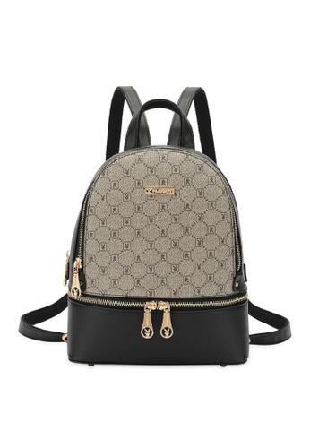 PLAYBOY BUNNY black Monogram Backpack 9E03EAC3A1D5D2GS_1