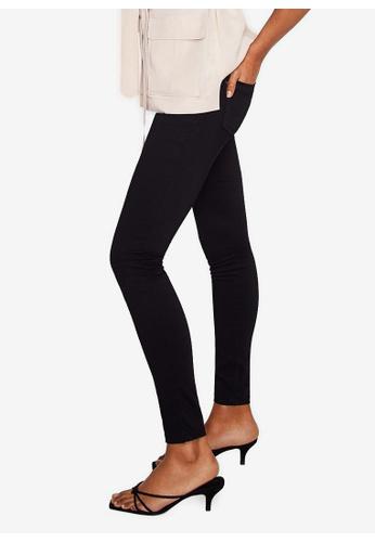 Mango black Skinny Elektra Jeans A154FAAB924AB5GS_1