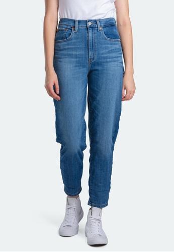 Levi's blue Levi's High Rise Boyfriend Jeans 85873-0006 3F95EAA3013A53GS_1