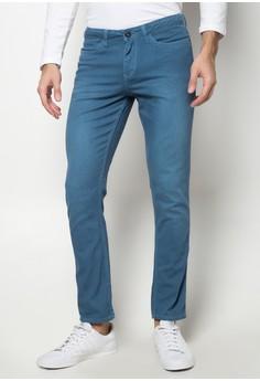 Boys Low Rise Basic Jeans