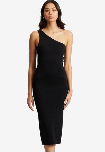 Tussah black Arielle Knit Dress EAD70AA84C7CB2GS_1