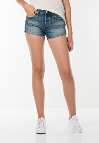 Levi's blue Levi's 501® Shorts LE843AA0GJTJSG_1