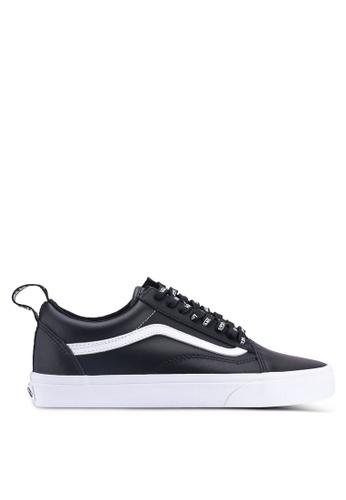 VANS black Old Skool OTW Webbing Sneakers 97357SH117770BGS_1