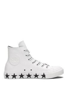 5e3ff63ed5b Converse X Miley Cyrus Chuck Taylor All Star Stars Inspired Hi Sneakers  46ADASH7F348ADGS 1