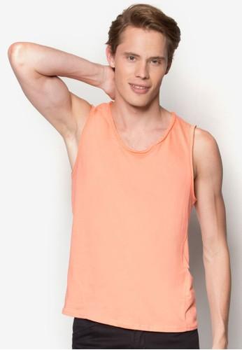 彩色棉質背心,esprit 童裝 服飾, T恤