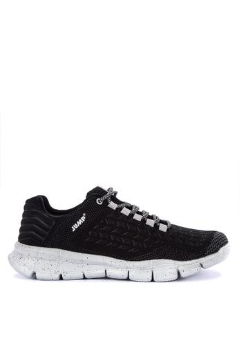 Jump black Jardin Sneakers FF1F6SHF350FD9GS_1