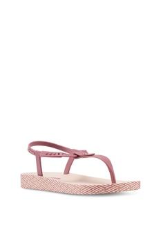 58eaa0ceb635ea 13% OFF Ipanema Ipanema Bossa Soft Sandal Flip Flops RM 79.00 NOW RM 68.90  Sizes 6 7 8 9 · Ipanema beige Charm Vi Sand Fem Sandals 98771SH260EE45GS 1
