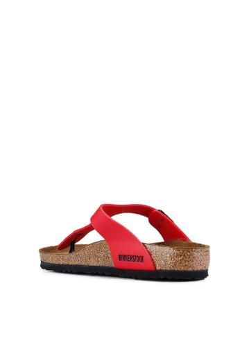 bbfb50b65dd Shop Birkenstock Gizeh Birko-Flor Sandals Online on ZALORA Philippines