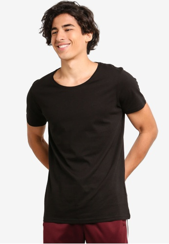 ce71b15ae793 Buy Cotton On Essential Scoop Neck Tee | ZALORA HK