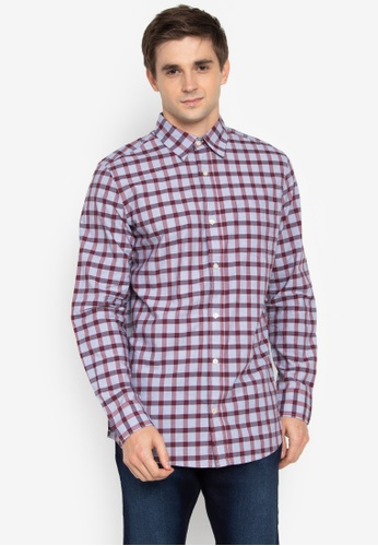92443dab68c Shop Joe Fresh Plaid Button Down Shirt Online on ZALORA Philippines