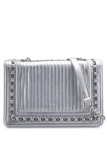 Dorothy Perkins Silver Chain Shoulder Bag E79a4ac9af1a57gs 1