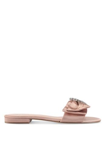 ALDO pink Ibaynna Flat Sandals 7E527SH6316F76GS_1