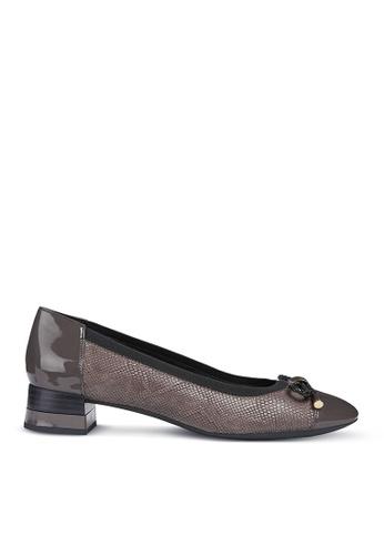 Geox brown Chloo Shoe 8C2C3SH0731EEEGS_1