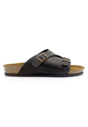 SoleSimple black SoleSimple Jersey - Leather Black 6BEA3SHC75CCB1GS_1