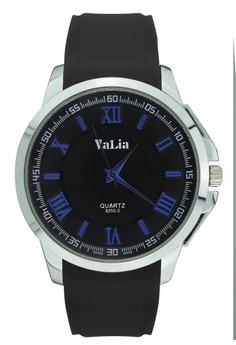 Valia Unisex Casual Analog Watch 8255-2