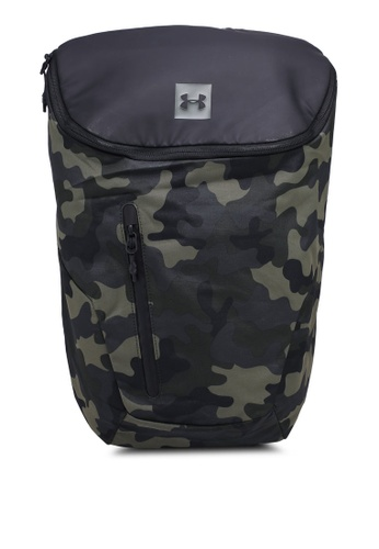 Under Armour green UA Sportstyle Backpack 00D83AC5EB8883GS_1