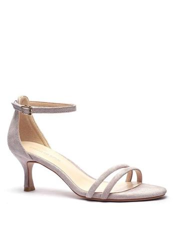 Twenty Eight Shoes 繞踝帶幼踭涼鞋366-2 6C8A6SHE4DEB6CGS_1