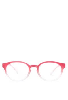 4539293f94ad Kimberley Eyewear pink Hackers TR90 Eyeglasses KI426GL83EZCPH 1