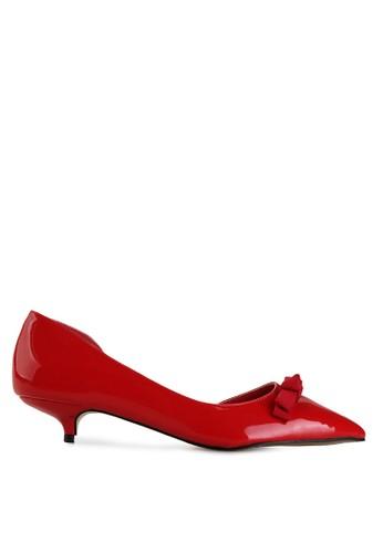 Mandy's red Bessie Red Heels MA947SH56DYPID_1