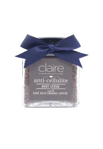 Claire Organics Suke Quto Anti-Cellulite Organic Coffee Scrub CL318BE05HAWMY_1