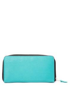 Long Zip Wallet LW15-03-718