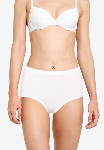 JBS of Denmark white Organic Cotton Maxi Briefs 8C26AUSD54BB24GS_1