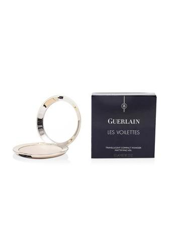 Guerlain GUERLAIN - Les Voilettes Translucent Compact Powder - # 3 Medium 6.5g/0.22oz DB1D9BE3AB4FA5GS_1