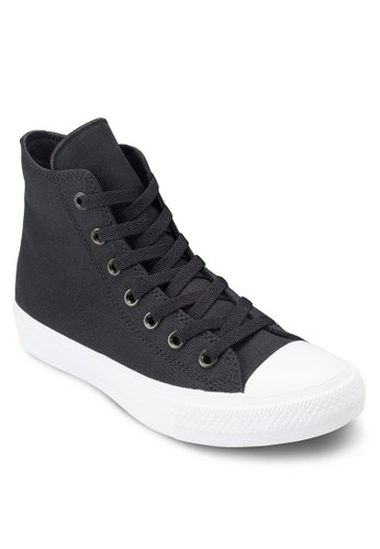 Chuck Taylor All Star II Lunaesprit 品牌rlon Core High Top Sneakers, 女鞋, 鞋