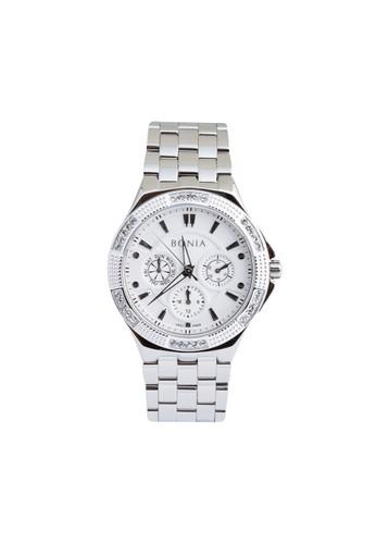 Bonia silver Bonia - BP10424-2312S - Jam Tangan Wanita - Silver BA19EAC737384EGS_1