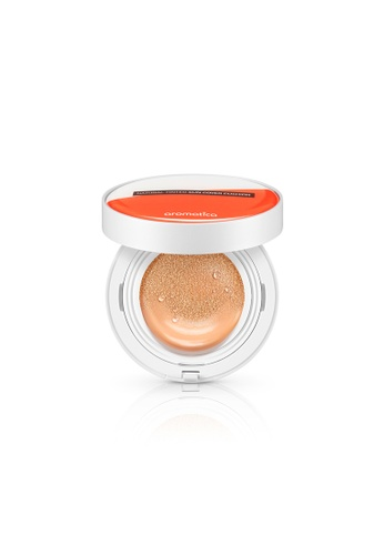 label.m beige Aromatica Natural Tinted Sun Cover Cushion (Light Beige) 17G 45AF9BEFCD59F7GS_1
