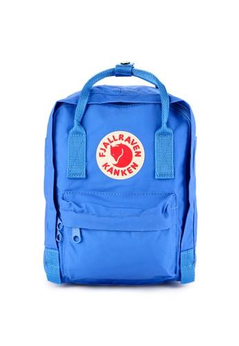 Fjallraven Kanken blue Kanken Mini Backpack FJ242AC0VPVHID_1