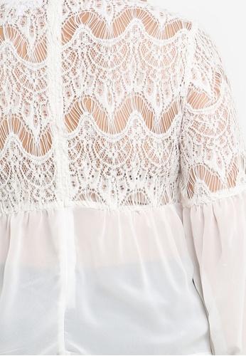 1590287ac53 Shop MISSGUIDED Plus Size Lace Detail Top Online on ZALORA Philippines