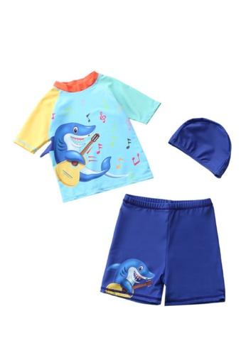 RAISING LITTLE multi Kiano Swimwear 3DE7DKA749DEECGS_1